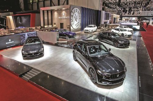 Maserati chooses 88th Geneva Motor Show for European premiere