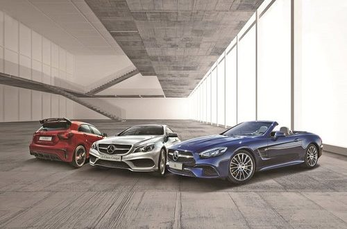 Mercedes-Benz Oman's exclusive package on selected new cars ends on March 27