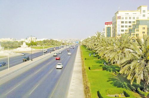 Muscat Municipality plans to do away with tankers for watering landscaped areas