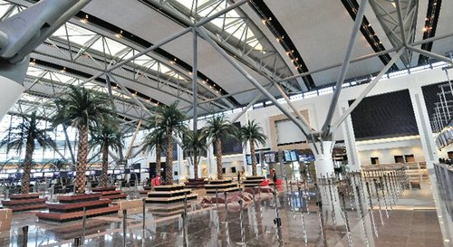 New airport begins operations today; aims to be among top 20 in world soon