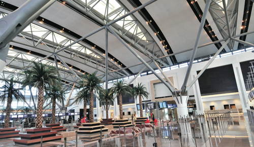 'New Muscat airport, fleet expansion to boost tourism and logistics sectors'