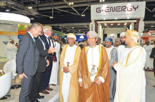 Oil and Gas West Asia exhibition attracts participants from 19 nations