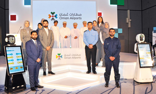 Oman Airports unveils new identity with logo, audio