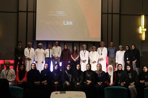 "Oman Medical College concludes its premiere TEDxOMC event, ""The Missing Link"", amid roaring praise"