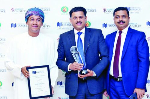 Oman UAE Exchange wins Best Remittance Provider award