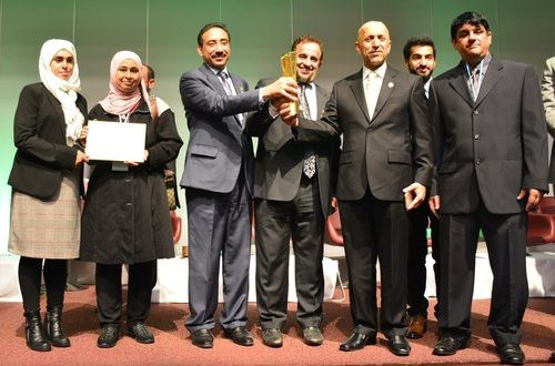 Oman wins top award at World Summit on the Information Society in Geneva