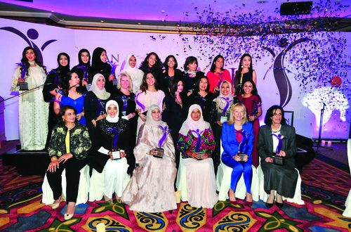 Oman Woman of the Year Awards 2018 announced