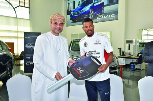 Omasco appoints Rusheidi as brand ambassador