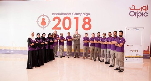 Orpic organises two-day local recruitment campaign