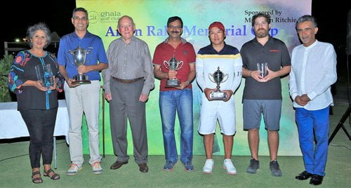 Puli Sharma victorious in Arjun Raha Memorial Cup