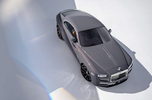 Rolls Royce takes Bespoke to new heights with 'Wraith Luminary Collection'