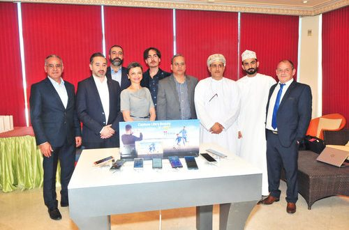 Sony launches Xperia smartphone series in sultanate's market