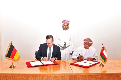 Sultanate and Germany endorse joint declaration on stroke care