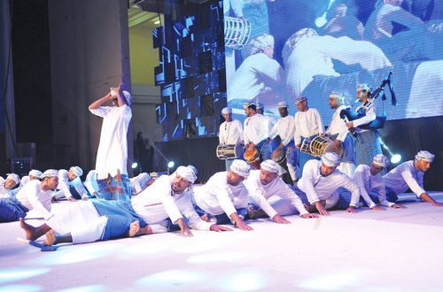 Two-week Muttrah Touristic Heritage Festival under way