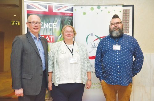 UK grants £200,000 for research in Oman food security project