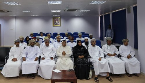 Arbitration for Sport in sultanate Seminar organised at OCC premises