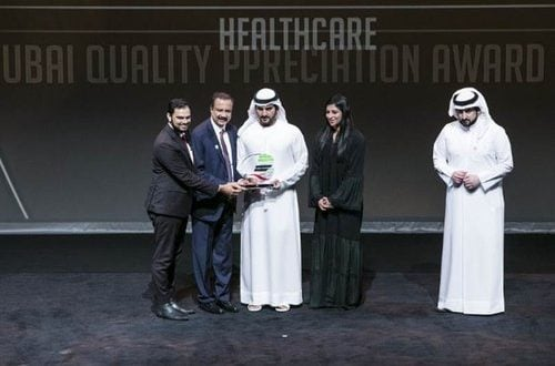 Aster Pharmacy and Aster Hospital win Dubai Business Excellence awards
