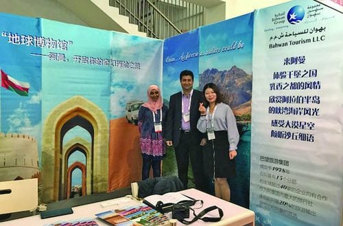 Bahwan Travels showcases sultanate's beauty in China