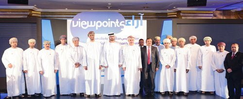 Bank Sohar launches Chairman's Forum 'ViewPoints'
