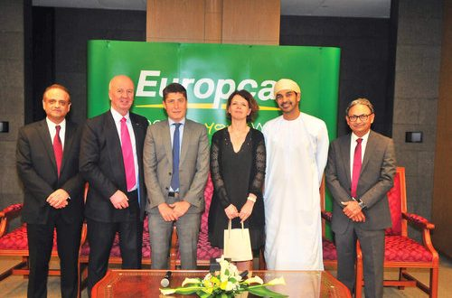 Europcar marks 30 years of rental operations in sultanate