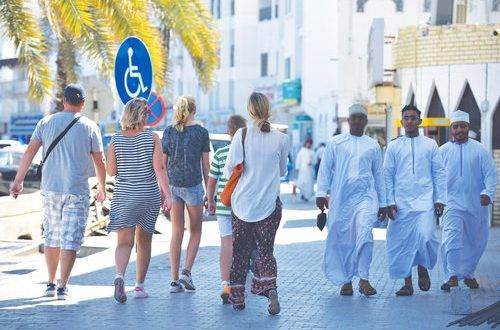 European visitors to GCC to increase 17% by 2020; Oman to receive 2.21mn