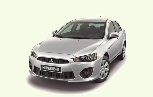 Exciting offer available on Mitsubishi Lancer EX