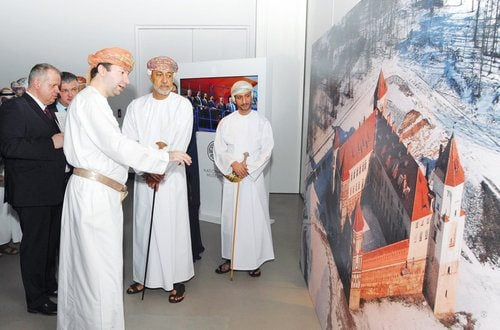 Exhibition showcasing Belarus' historic ties with Islamic world opens at National Museum
