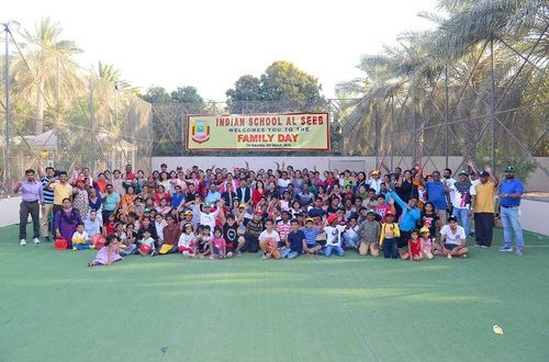 Fun-filled family day out organised for Indian School Seeb staff