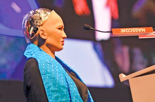 Humanoid Sophia's visit postponed to May 7; tech enthusiasts disappointed