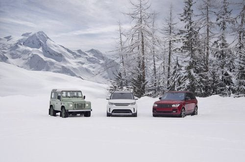 Land Rover announces 70th anniversary celebrations with remote Defender outline