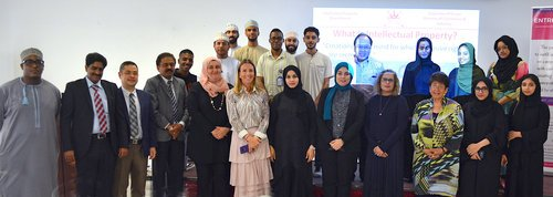 MCBS hosts seminar style workshop on intellectual property