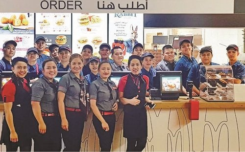 McDonald's opens branch at new Muscat International Airport