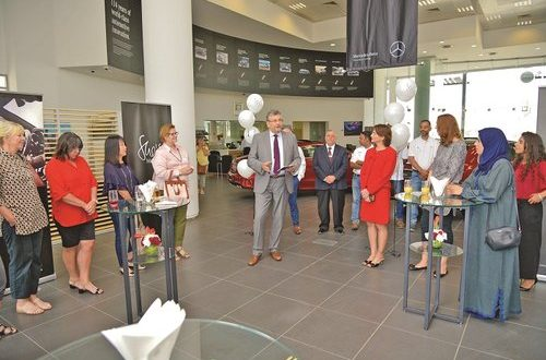 Mercedes-Benz Oman organises first-ever 'She's Mercedes' Service Event in Muscat