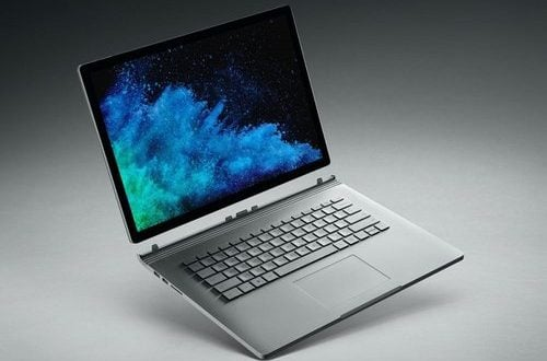 Microsoft Oman Launches Surface Book 2