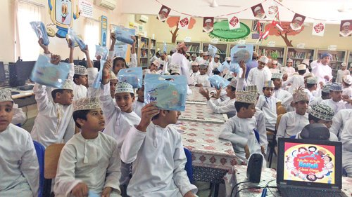 National Detergent Company launches 'Clean Oman' campaign
