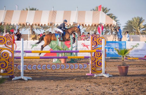 Olympic Equestrian Training Centre concludes exciting Muscat Showjumping Season