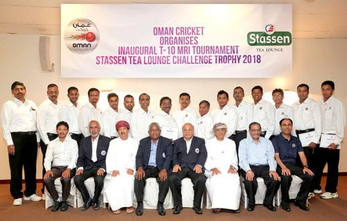 Oman Cricket awards umpires for participating in Level 1, 2 courses