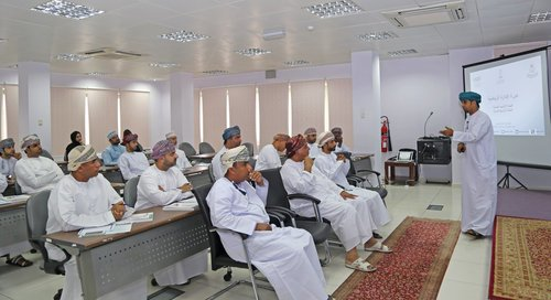 Oman Olympic Committee organises Sports Management Course