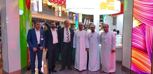 Ooredoo opens its kiosk at new Muscat International Airport