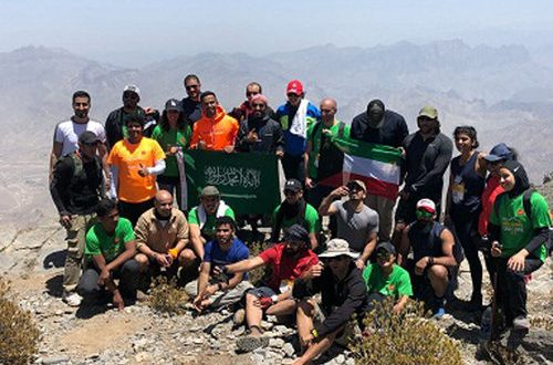 Over 250 adventurers participate in Jabal Shams Challenge