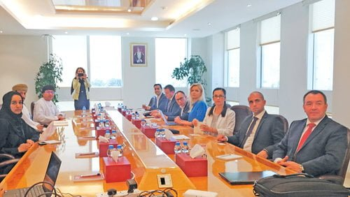 Polish delegation explores investment options in Oman