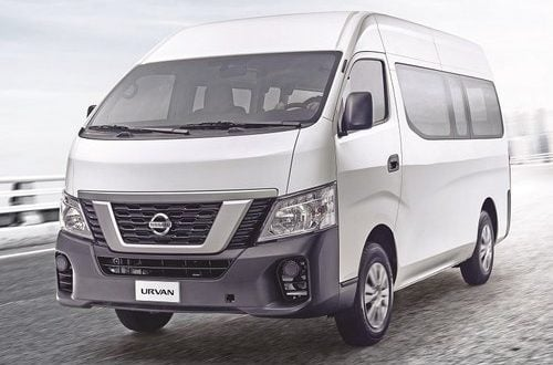 Power ahead with reliable Nissan NV350 Urvan
