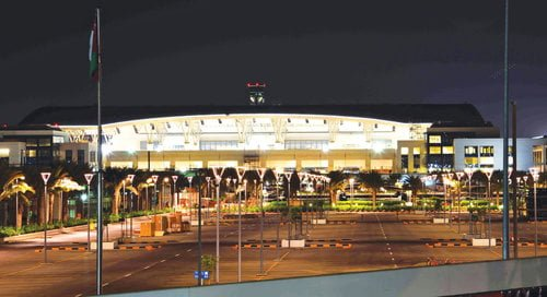 Salalah experience comes in handy for new Muscat airport