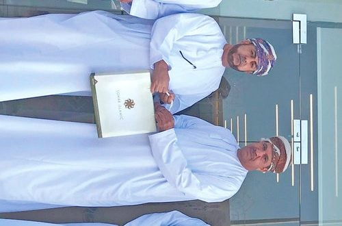 Sohar Islamic starts operations at its new Barka branch