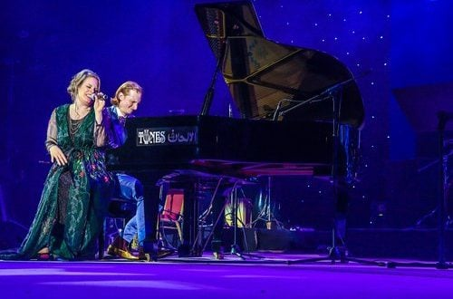 Swiss musical duo, Dust of Soul, to dedicate love song to Oman