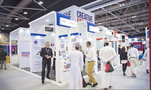Visitors explore Omani business market at OGWA exhibition