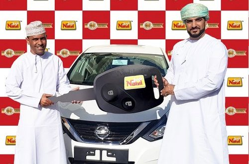 Winner of Bumper Raffle Draw announced for Win With Nabil car promotion