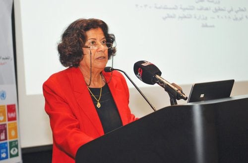 Workshop focuses on role of education in achieving sustainable development goals