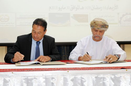 Al Namaa Poultry Company signs pact to build slaughterhouse