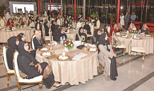 Bank Muscat hosts asalah priority banking women customers